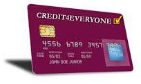adverse credit card photo
